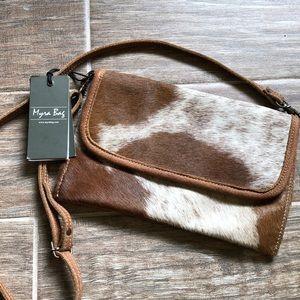 Handbags - Myra Genuine Leather Bag